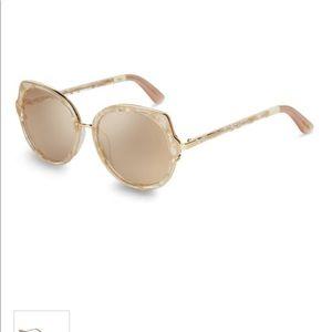 NWT toms lottie sunglasses bronze fade